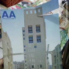 Libros de segunda mano: REVISTA AA ARQUITECTURA Nº 202. EN FRANCÉS. ARQ-507. Lote 293795323