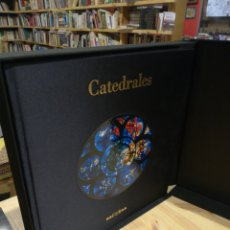 Libros de segunda mano: CATEDRALES. FMR. GRAND TOUR 49. Lote 295483838