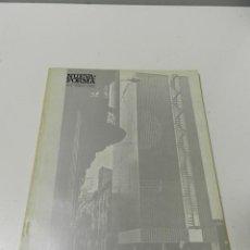 Libros de segunda mano: NUEVA FORMA 83 REVISTA ARQUITECTURA DICIEMBRE 1972 MARTORELL, BOHÍGAS Y MACKAY. Lote 295858538