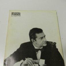 Libros de segunda mano: NUEVA FORMA 105 REVISTA ARQUITECTURA. Lote 295859333