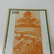 Libros de segunda mano: NUEVA FORMA 98 REVISTA ARQUITECTURA. Lote 295859498