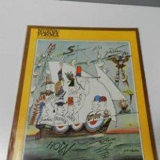 Libros de segunda mano: NUEVA FORMA 96-97 REVISTA DE ARQUITECTURA Y ARTE 1974 MONOGRÁFICO UTZON: THE SIDNEY OPERA HOUSE. Lote 295860683