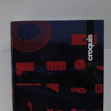 Libros de segunda mano: EL CROQUIS 152/153 HERZOG & DE MEURON 2005-2010 PROGRAMA, MONUMENTO Y PAISAJE REVISTA ARQUITECTURA. Lote 297098003