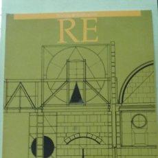 Libros de segunda mano: REVISTA DE EDIFICACIÓN, Nº 3, MARZO-JUNIO 1988. Lote 297152628