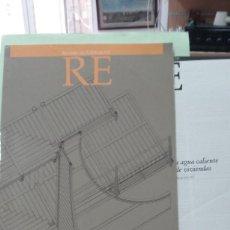 Libros de segunda mano: REVISTA DE EDIFICACIÓN, Nº 2, FEBRERO 1988. Lote 297152893