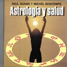 Libros de segunda mano - LIBRO ASTROLOGIA Y SALUD - 22415334