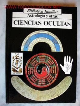 ASTROLOGÍA Y OTRAS CIENCIAS OCULTAS, POR VIDORAMA (Libros de Segunda Mano - Parapsicología y Esoterismo - Astrología)