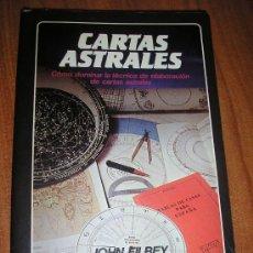 Libros de segunda mano: JOHN FILBEY-CARTAS ASTRALES.LA TABLA DE ESMERALDA. Lote 28319154