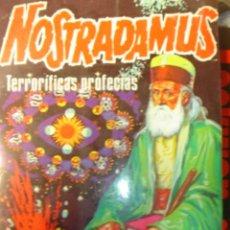 Libros de segunda mano - LIBRO NOSTRADAMUS TERRORIFICAS PROFECIAS JOSS IRISCH 1980 - 29036223