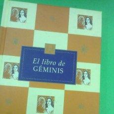 Libros de segunda mano: EL LIBRO DE GEMINIS TDK40. Lote 29965225