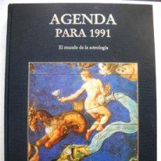 Libros de segunda mano: EL MUNDO DE LA ASTROLOGIA - 1991 - EDICS. OLAÑETA. Lote 31098310