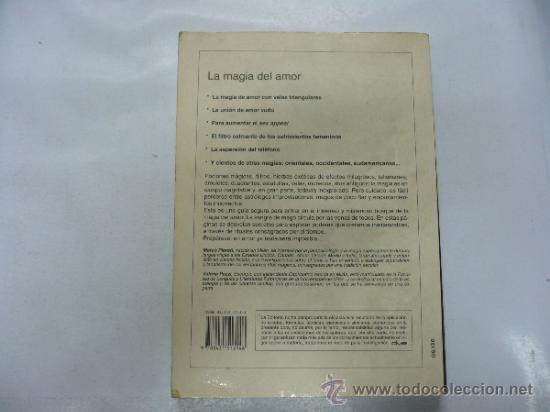 Libros de segunda mano: LA MAGIA DEL AMOR. MARCO PIEROTTI. VALERIA PAZZI. EDITORIA DE VECCHI TDK129 - Foto 3 - 39225275