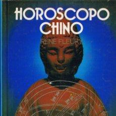 Libros de segunda mano - M - HOROSCOPO CHINO - RENE FLEURY - 1992 - 40032791