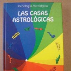 Libros de segunda mano: LAS CASAS ASTRLÓGICAS - BRUNO Y LOUISE HUBERT. Lote 42544614