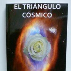 Libros de segunda mano: EL TRIANGULO COSMICO - PILAR GONZALEZ DOMINGUEZ - . Lote 42929855