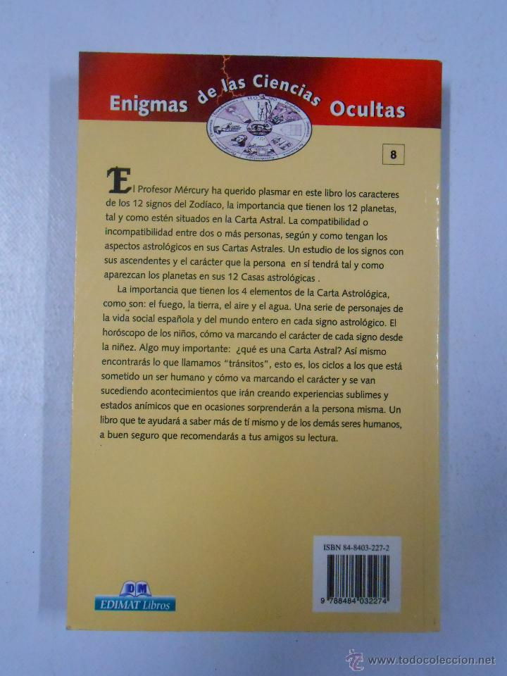 Libros de segunda mano: ACERCATE A LA ASTROLOGIA. - MERCURY, PROFESOR. - Foto 2 - 45449354