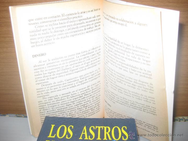 Libros de segunda mano: Biblioteca práctica Astrologia nº 1,2,4,5,6, - Foto 2 - 49574012