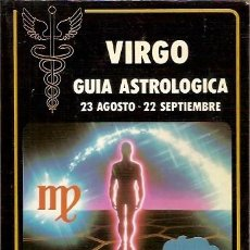 Libros de segunda mano: VIRGO GUIA ASTROLOGICA EVEREST. Lote 50130139