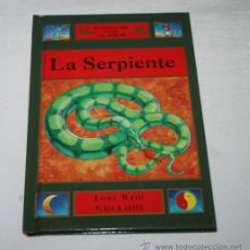 Libros de segunda mano: EL HOROSCOPO CHINO Y EL AMOR, LA SERPIENTE, LORI REID, PLAZA & JANES 1996, LIBRO. Lote 52726508