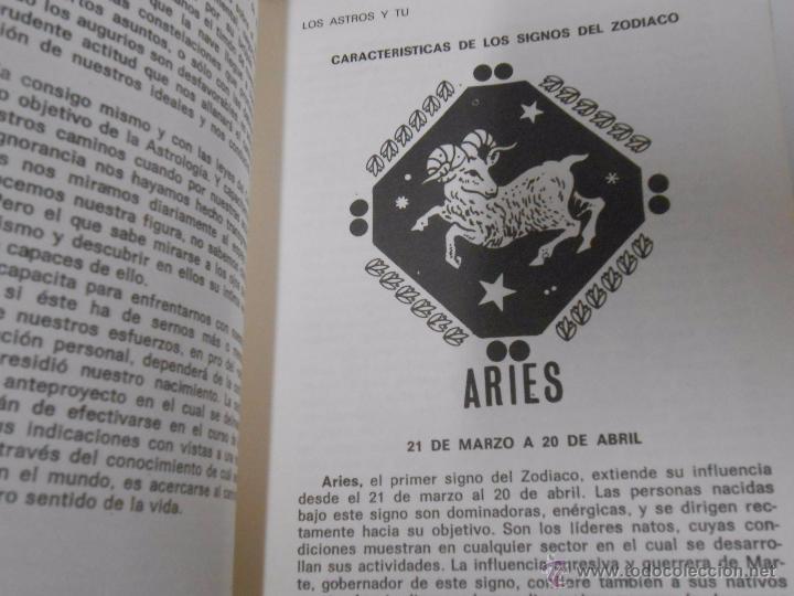 Libros de segunda mano: LOS ASTROS Y TÚ. (ASTROLOGÍA ELEMENTAL). SUREDA, LEONCIO. TDK183 - Foto 2 - 52880230