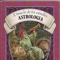 Libros de segunda mano - L'ORACLE DE LES ESTRELLES. ASTROLOGIA. B.A. MERTZ. BIBLIOTECA ELFOS. - 53633779