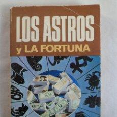 Libros de segunda mano: BIBLIOTECA ASTROLÓGICA BRUGUERA. LOS ASTROS Y LA FORTUNA. Lote 55176678