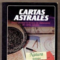 Libros de segunda mano: CARTAS ASTRALES - JOHN FILBEY - CÓMO DOMINAR LA TÉCNICA DE ELABORACIÓN.. Lote 56366246