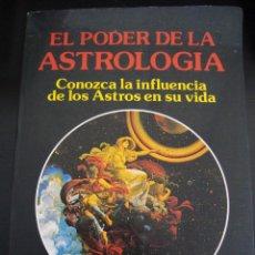 Libros de segunda mano: EL PODER DE LA ASTROLOGIA. DR. KLAUS BERGMAN. CONOZCA LA INFLUENCIA DE LOS ASTROS EN SU VIDA.. Lote 56612318