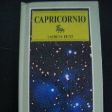 Libros de segunda mano: CAPRICORNIO. LAURENE PETIT.. Lote 56991719