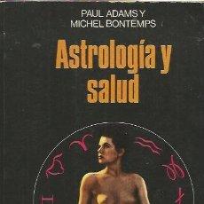 Libros de segunda mano - Astrología y salud - 57484662