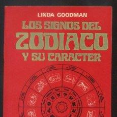 Libros de segunda mano - Los signos del zodiaco y su carácter - 57503600