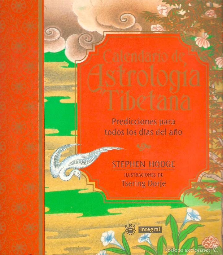 Calendario Tibetano.Calendario Tibetano Stephen Hodge Ilustracione Sold
