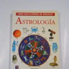 Libros de segunda mano: GRAN ENCICLOPEDIA DE BOLSILLO Nº 2: ASTROLOGIA, REVISTA TIEMPO. TDK100. Lote 60340115