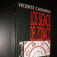 Libros de segunda mano - los signos del zodiaco / caracter y pronosticos hasta el año 2000 / vicente cassanya - 61408015