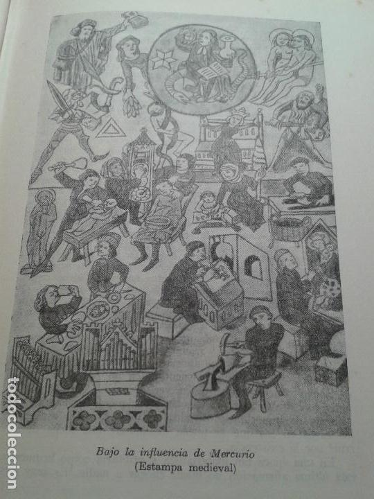 Libros de segunda mano: EL HOMBRE Y SU ESTRELLA (1950). COSMOPSICOLOGÍA, ASTROLOGÍA, HOROSCOPO. MUY ILUSTRADO. - Foto 5 - 66964146