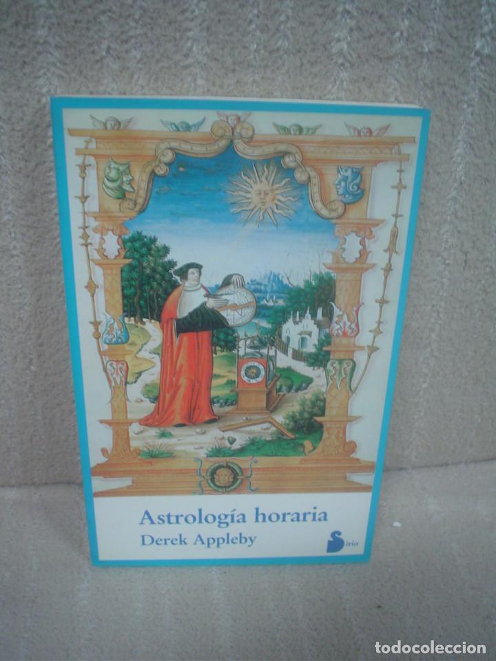 DEREK APPLEBY: ASTROLOGÍA HORARIA (Libros de Segunda Mano - Parapsicología y Esoterismo - Astrología)