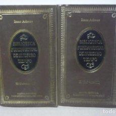 Libros de segunda mano: ISAAC ASIMOV EL UNIVERSO 1 Y 2. Lote 69693977