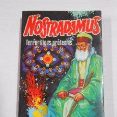 Libros de segunda mano: NOSTRADAMUS. TERRORIFICAS PROFECIAS. JOSS IRISCH. TDK86. Lote 38355401