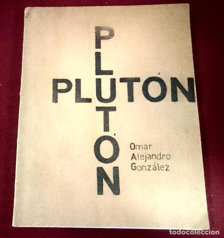 PLUTON - OMAR ALEJANDRO GONZALEZ (Libros de Segunda Mano - Parapsicología y Esoterismo - Astrología)