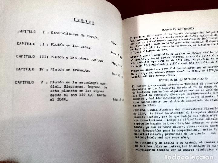 Libros de segunda mano: Pluton - Omar Alejandro Gonzalez - Foto 3 - 72057267
