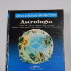 Libros de segunda mano: ASTROLOGIA. LIBROS PRACTICOS MEDITERRANEO. B.A. MERTZ. TDK160. Lote 81634884