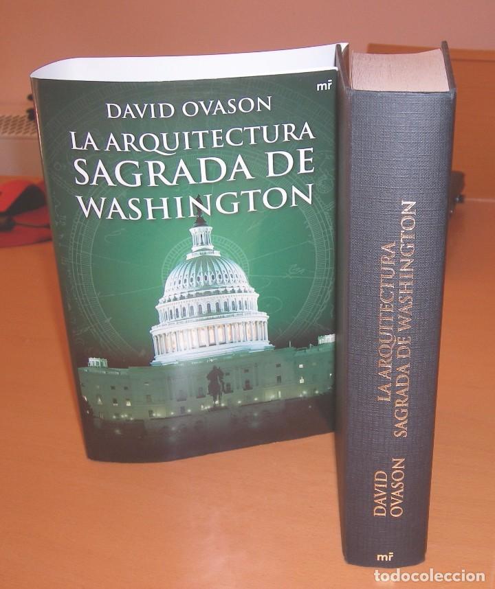 LA ARQUITECTURA SAGRADA DE WASHINGTON. (Libros de Segunda Mano - Parapsicología y Esoterismo - Astrología)