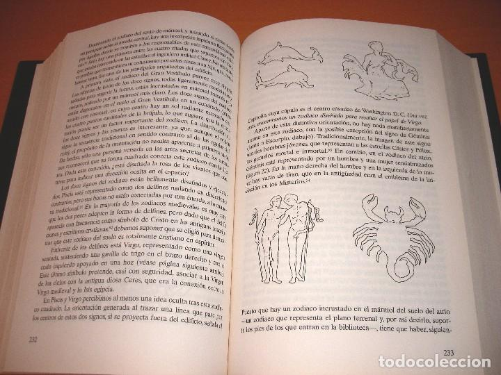 Libros de segunda mano: La arquitectura sagrada de Washington. - Foto 8 - 82211664