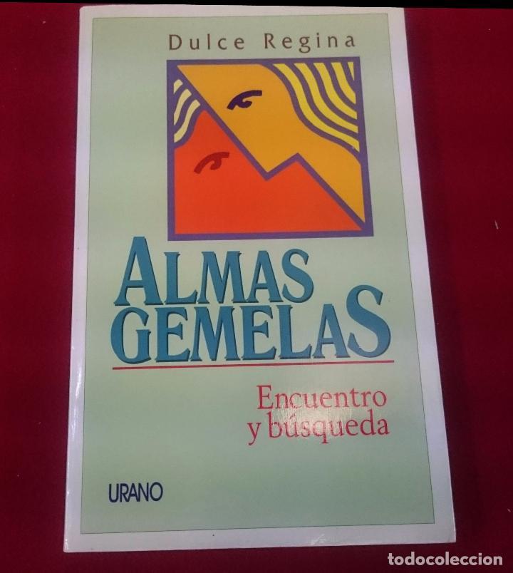 ALMAS GEMELAS ENCUENTRA Y BUSQUEDA (Libros de Segunda Mano - Parapsicología y Esoterismo - Astrología)