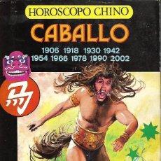 Libros de segunda mano - Libro horoscopo chino caballo - Editorial Iberlibro - 87211484