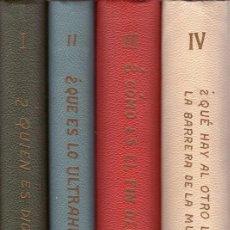 Libros de segunda mano: INSTANTANEAS DE UN SENTIMIENTO DE LA VIDA OPTIMISTA Y TRASCENDENTE. Lote 64233270