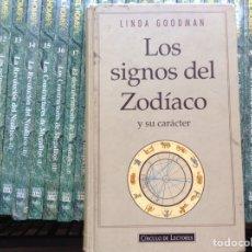 Libros de segunda mano - Los signos del,zodiaco y su carácter - 89512164