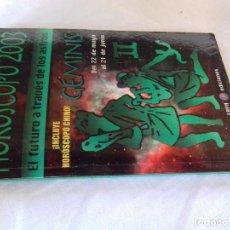 Libros de segunda mano: HOROSCOPO 2003-EL FUTURO A TRAVÉS DE LOS ASTROS-FAPA EDICIONES. Lote 91218770