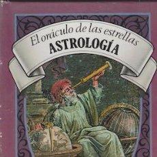 Libros de segunda mano - El oráculo de las estrellas: astrología. Biblioteca Elfos. - 92271120