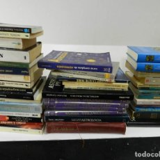Libros de segunda mano: LOTE Nº 2 COLECCION 28 LIBROS ASTROLOGIA VARIADOS OBSERVAR LISTA E IMÁGENES INTERESANTES ALGUNO RARO. Lote 94920299